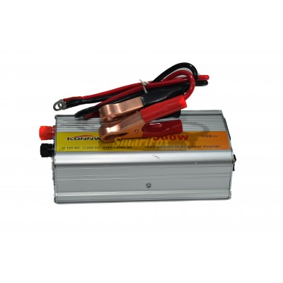 Преобразователь (инвертор) KONNWEI 1000W 12V DC