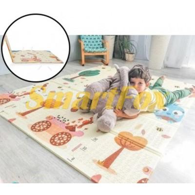 Детский раскладной коврик Folding baby mat 180*200