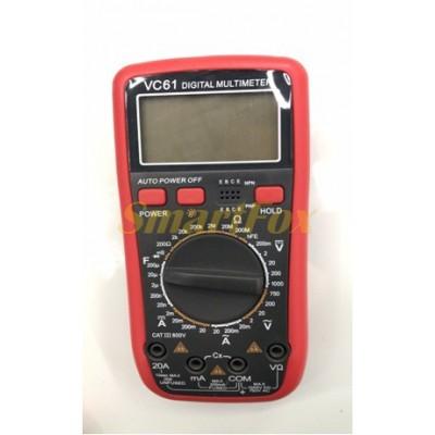 Мультиметр VC61