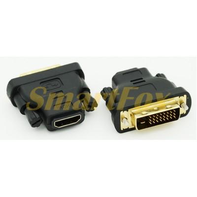 Адаптер HDMI F/DVI M (77197)