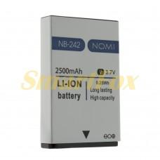 Аккумулятор AAAA-Class Nomi NB-242/i242
