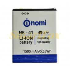 Аккумулятор AAAA-Class Nomi NB-41/i400