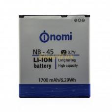 Аккумулятор AAAA-Class Nomi NB-45/i450
