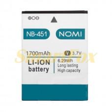 Аккумулятор AAAA-Class Nomi NB-451