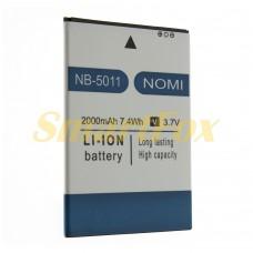 Аккумулятор AAAA-Class Nomi NB-5011