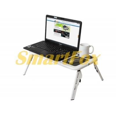 Подставка-стол под ноутбук с охлаждением E-Table
