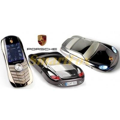 Мобильный телефон f977 в виде автомобиля Porsche