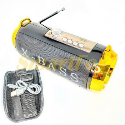 Радиоприемник с USB GOLON RX-180BT Solar