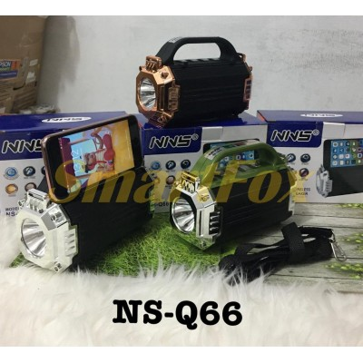 Портативная колонка Bluetooth NNS NS-Q66