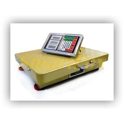 Весы электронные торговые BITEK YZ-WIFI-300KG-4050 WIFI 300кг (40х50см) 4В Gold