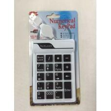 Цифровой блок для клавиатуры Numeric keypad USB