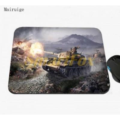 Коврик для мышки World of tanks X-88 (29х25)