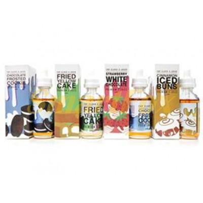Жидкость для электронных сигарет E-Juice 60мл