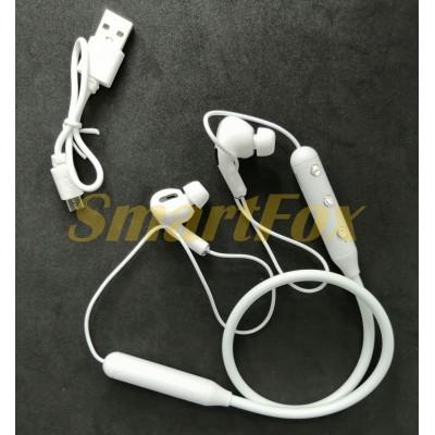Наушники беспроводные Bluetooth K33 с фиксатором на шею