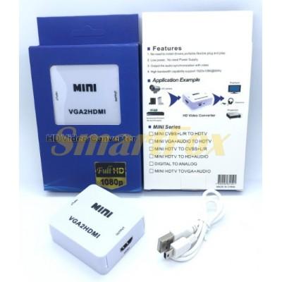 Конвертер VGA/HDMI (в коробке)