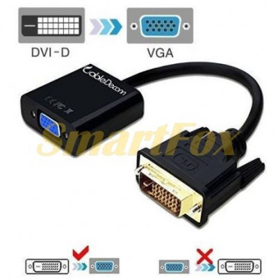 Конвертер DVI 24+1/VGA