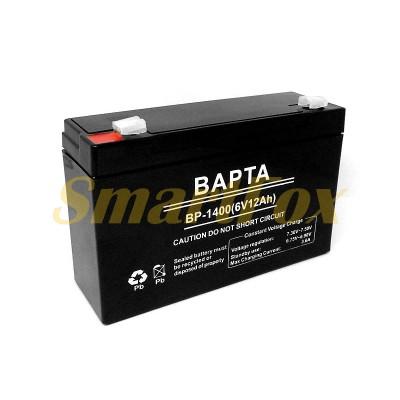 Аккумулятор BAPTA 6V12AH BP-1400