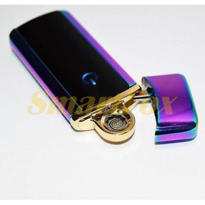 Зажигалка электронная microUSB нить накаливания (цена за упаковку 10шт/уп) L-15633