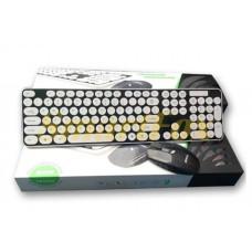 Клавиатура + мышь беспроводные HK3960