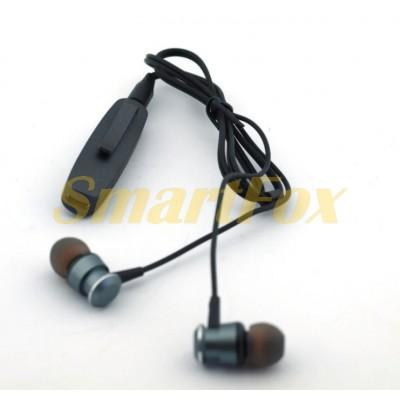 Наушники беспроводные Bluetooth с микрофоном магнит AZ-29-BT