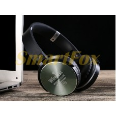 Наушники беспроводные Bluetooth AZ-09-BT (SD+FM)