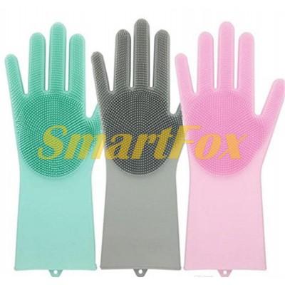 Перчатки мультифункциональные силиконовые Betten Glove