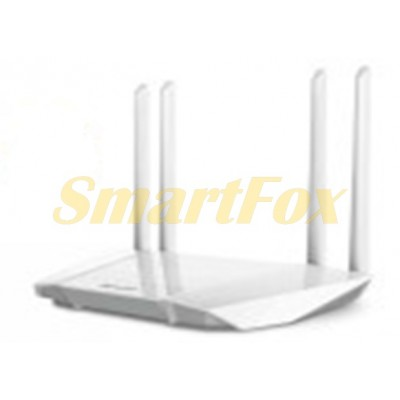 Роутер Wi-Fi LB-Link BL-W1220M Гигабитный 2.4GHz/5GHz 1200Mbps 4х5dBi (усиленные антенны, 4 LAN+1 WA