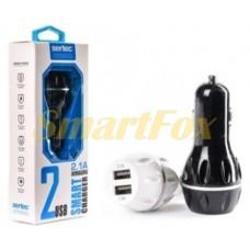 АЗУ 2USB для IPHONE 5 SERTEC ST-225 BLACK/WHITE