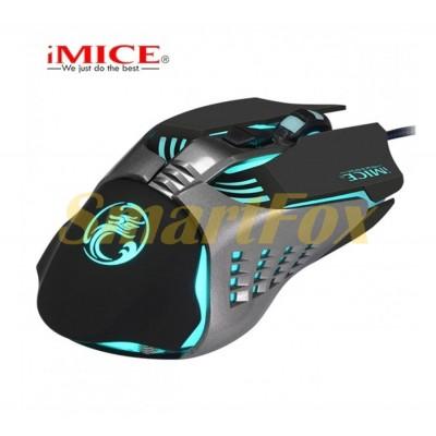 Мышь проводная игровая V5