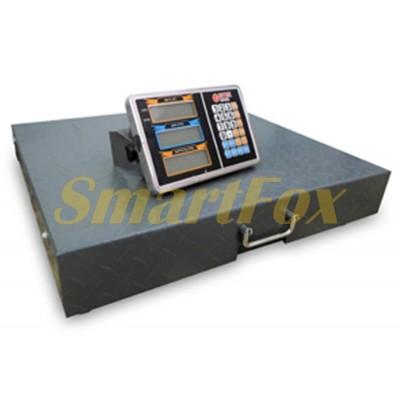 Весы электронные торговые WIFI BITEK YZ-WIFI-500KG-4555 до 500 кг metal body (45х55 см)