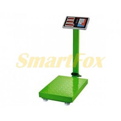 Весы электронные торговые с усиленной платформой BITEK YZ-909-G3-300kg 4560 (до 300кг) 45х60 1шт в я