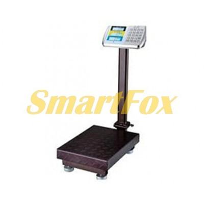 Весы электронные торговые с усиленной платформой BITEK YZ-909-G6S-600kg (до 600кг)