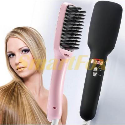 Расческа для выпрямления волос ST-2IN1
