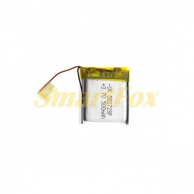 Аккумулятор для Smart Watch 582728 Q50, Q60, T58 400mAh