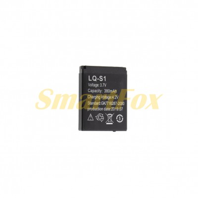 Аккумулятор для Smart Watch LQ-S1 380mAh