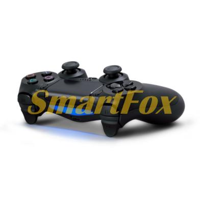 Игровой манипулятор (джойстик) PS4 беспроводной с лого Микс