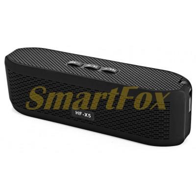 Портативная колонка Bluetooth HFX5