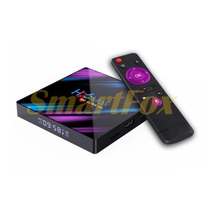 Приставка Smart TV BOX H96 MAX (RK3318 4+32 Android )