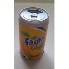 Портативная колонка Баночка USB+FM Fanta