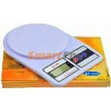 Кухонные электронные весы Kitchen Skale SF-400 (0,01гр-10кг) +батарейки