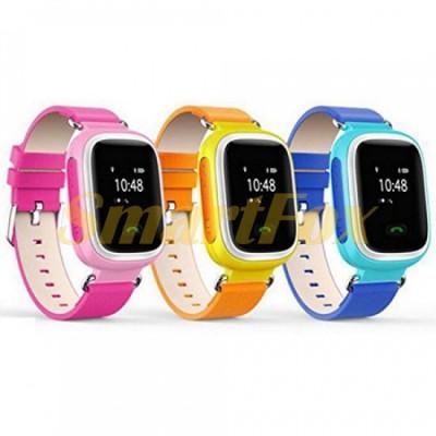 Детские часы Smart watch Q100 с GPS