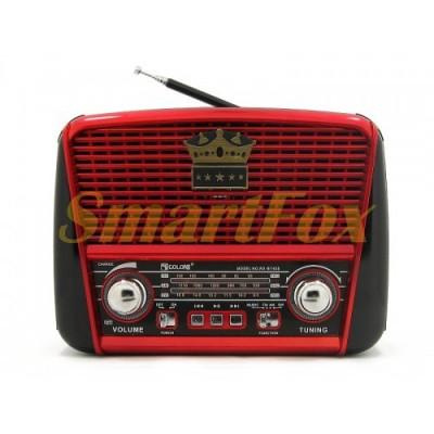 Радиоприемник с USB GOLON RX-BT455 + Bluetooth