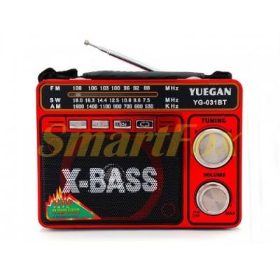 Радиоприемник с USB YG-031BT
