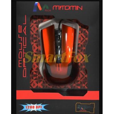 Мышь проводная игровая MT-C36 Микс