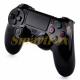 Игровой манипулятор (джойстик) беспроводной PS4 черный