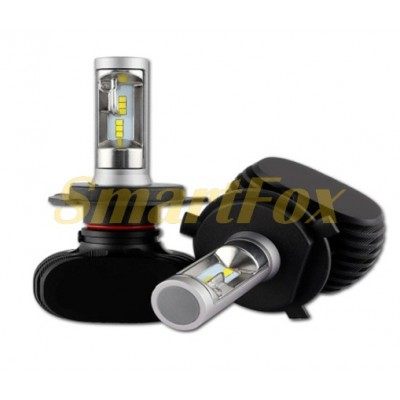 Автомобильные лампы LED S1 H4 (2шт.)