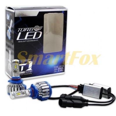 Автомобильные лампы LED T1 H1 (2шт.)