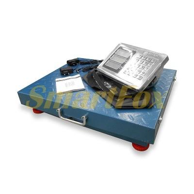 Весы электронные торговые WiFi Bitek 300кг 42х52см TCS-R2-300kg-DM