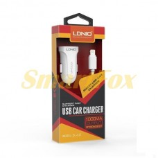 АЗУ USB LDNIO DL-C17I + кабель USB/Lightning
