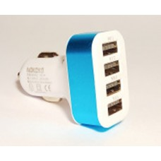 АЗУ 4USB Car Charger AUTO-USB4